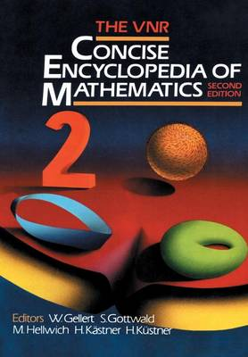 The VNR Concise Encyclopedia of Mathematics (Paperback)