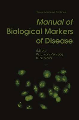 Manual of Biological Markers of Disease (Paperback)