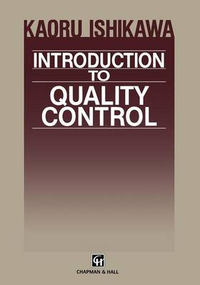 Introduction to Quality Control (Paperback)
