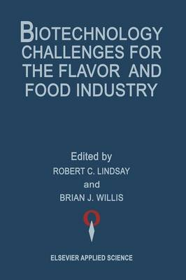 Biotechnology Challenges for the Flavor and Food Industry (Paperback)
