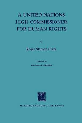 A United Nations High Commissioner for Human Rights (Paperback)