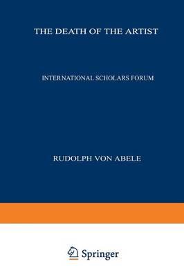 The Death of the Artist: A Study of Hawthorne's Disintegration - International Scholars Forum 2 (Paperback)