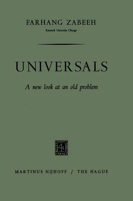 Universals: A New Look at an Old Problem (Paperback)