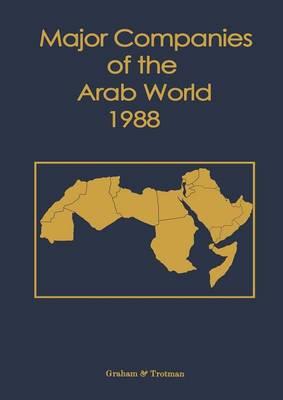 Major Companies of the Arab World 1988 (Paperback)