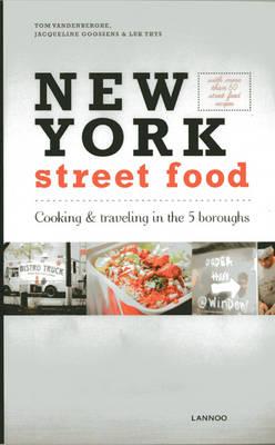 New York Street Food (Paperback)