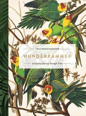 Wunderkammer: An Exotic Journey Through Time (Hardback)