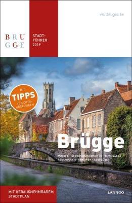 Brugge Stadtfuhrer 2019 (Paperback)