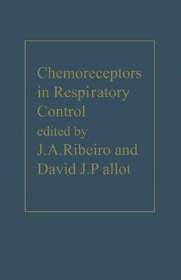 Chemoreceptors in Respiratory Control (Paperback)
