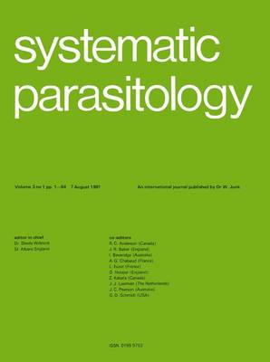 Systematic Parasitology (Paperback)