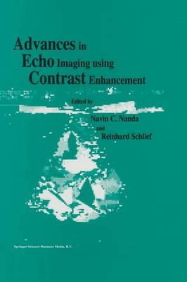 Advances in Echo Imaging Using Contrast Enhancement (Paperback)