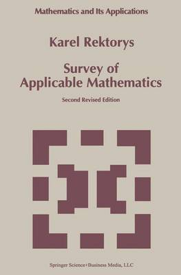 Survey of Applicable Mathematics - Mathematics and Its Applications 280/281 (Paperback)