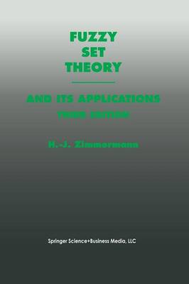 Fuzzy Set Theory-and Its Applications (Paperback)