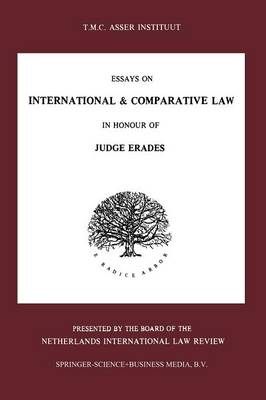 Essays on International & Comparative Law (Paperback)