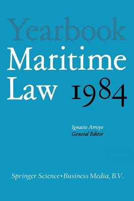Yearbook Maritime Law: Volume I (Paperback)