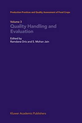 Quality Handling and Evaluation (Paperback)