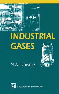 Industrial Gases (Paperback)