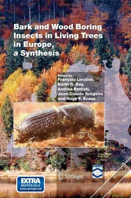 Bark and Wood Boring Insects in Living Trees in Europe, a Synthesis (Paperback)