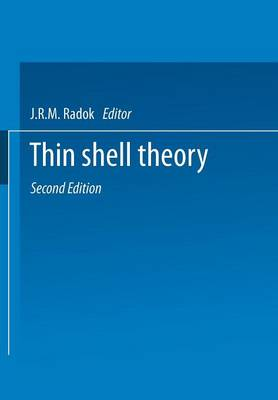 Thin Shell Theory (Paperback)
