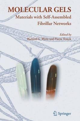 Molecular Gels: Materials with Self-Assembled Fibrillar Networks (Paperback)