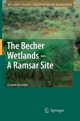The Becher Wetlands - A Ramsar Site: Evolution of Wetland Habitats and Vegetation Associations on a Holocene Coastal Plain, South-Western Australia - Wetlands: Ecology, Conservation and Management 1 (Paperback)