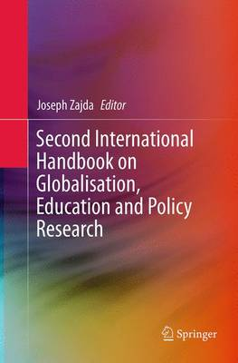 Second International Handbook on Globalisation, Education and Policy Research (Paperback)