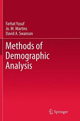 Methods of Demographic Analysis (Paperback)