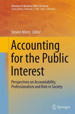 the role of accounting in societal Page 1: the role of the accountant in today's increasingly competitive and  uncertain business environment, organisations fighting for customers face a  number.