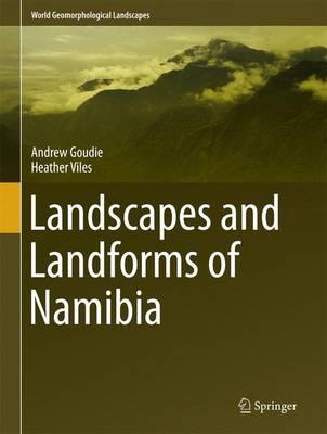 Landscapes and Landforms of Namibia - World Geomorphological Landscapes (Hardback)