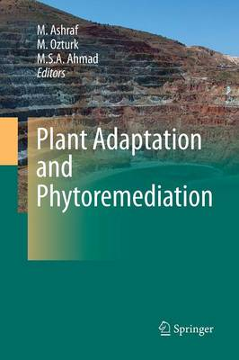 Plant Adaptation and Phytoremediation (Paperback)