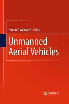 Unmanned Aerial Vehicles (Paperback)