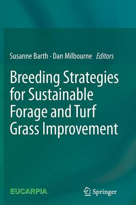 Breeding strategies for sustainable forage and turf grass improvement (Paperback)
