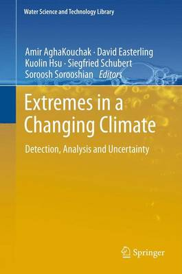 Extremes in a Changing Climate: Detection, Analysis and Uncertainty - Water Science and Technology Library 65 (Paperback)