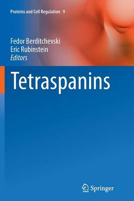Tetraspanins - Proteins and Cell Regulation 9 (Paperback)