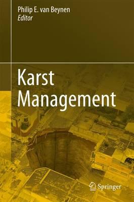 Karst Management (Paperback)