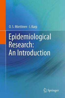 Epidemiological Research: An Introduction (Paperback)