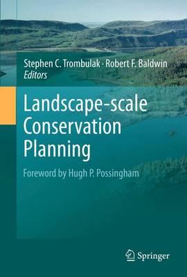 Landscape-scale Conservation Planning (Paperback)