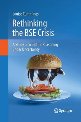 Rethinking the BSE Crisis: A Study of Scientific Reasoning under Uncertainty (Paperback)