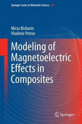 Modeling of Magnetoelectric Effects in Composites - Springer Series in Materials Science 201 (Hardback)