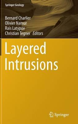 Layered Intrusions - Springer Geology (Hardback)
