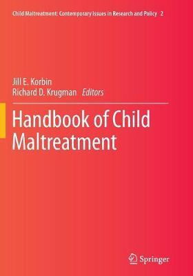 Handbook of Child Maltreatment - Child Maltreatment 2 (Paperback)