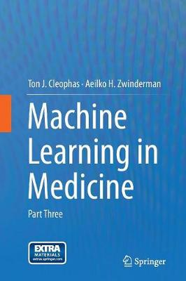 Machine Learning in Medicine: Part Three (Paperback)