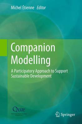 Companion Modelling: A Participatory Approach to Support Sustainable Development (Paperback)