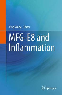 MFG-E8 and Inflammation (Paperback)