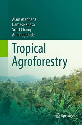 Tropical Agroforestry (Paperback)