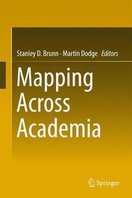 Mapping Across Academia (Hardback)