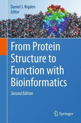 From Protein Structure to Function with Bioinformatics (Hardback)