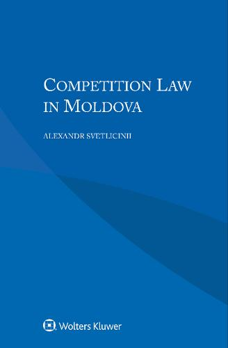 Competition Law in Moldova (Paperback)