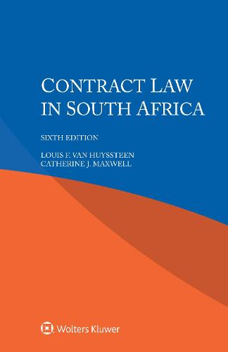 Contract Law in South Africa (Paperback)