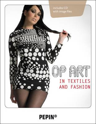 Op Art: Pepin (R) Fashion, Textiles & Patterns No. 7 (Paperback)