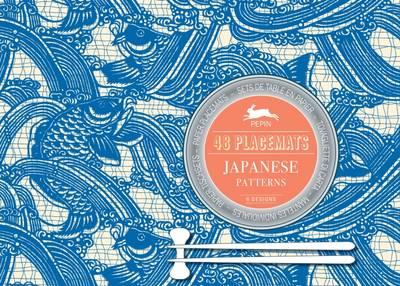 Japanese Patterns: Placemat Pad (Paperback)